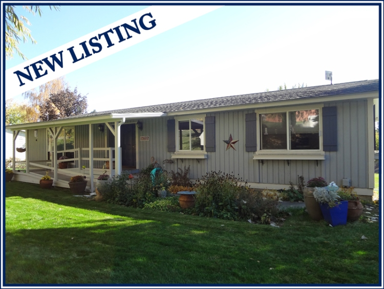 Updated and Affordable home for sale in Genesee, ID